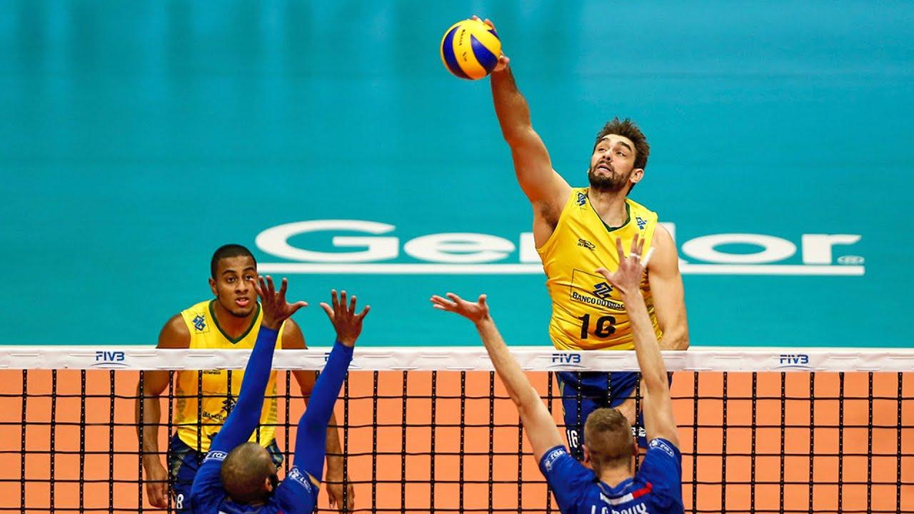Best Volleyball Spikes by Lucas Saatkamp