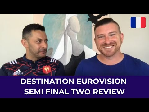 Destionation Eurovision Semi Final Two - Reaction and Review