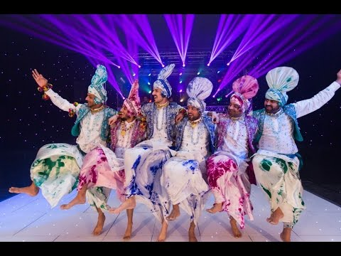 The First Sanskrit Version of Punjabi Bhangra Song with Lyrics