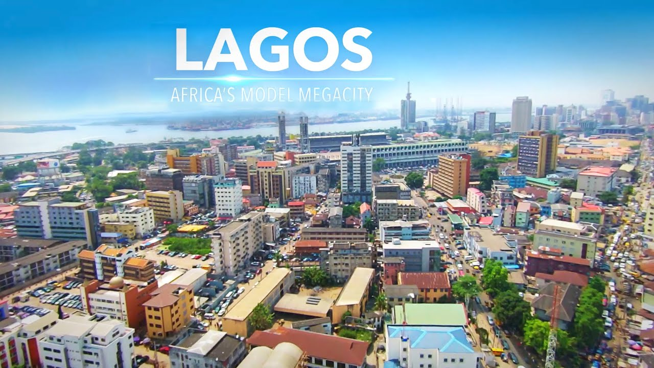 lagos africa s model mega city qcptv com youtube