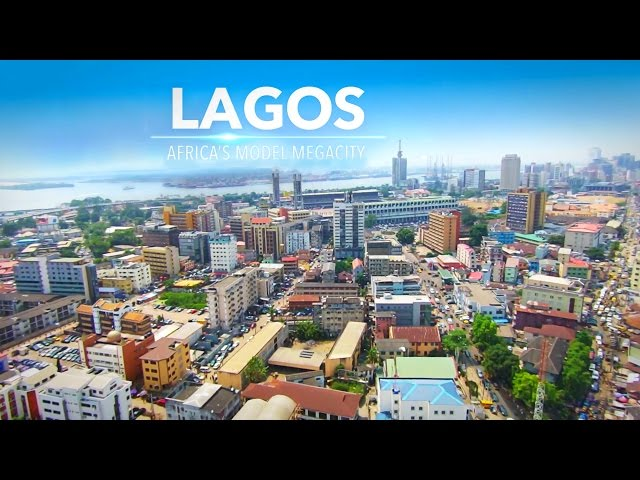 Discover the new face of Lagos: