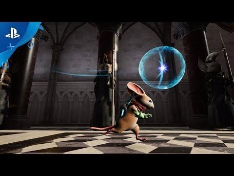 Moss - Launch Trailer | PS VR
