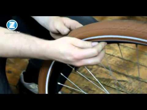 Fahrradmantel nummer