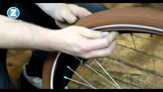 Fahrrad-Tipp: So wechseln sie einen Schlauch
