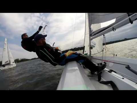 Nautica 450 - Mistrzostwa Województwa Wielkopolskiego Race 4 HIGHLIGHTS