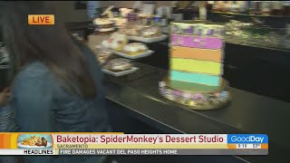 Local Baker on HBO Show Baketopia