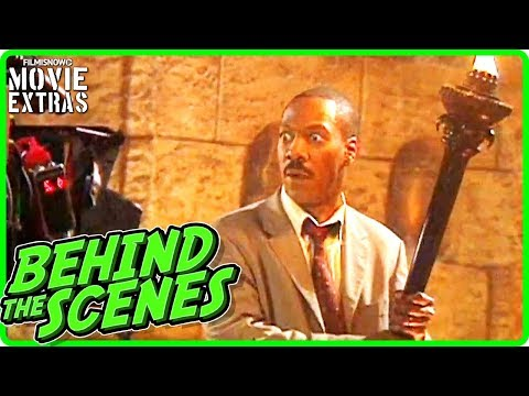THE HAUNTED MANSION (2003) | Behind The Scenes Of Eddie Murphy Movie