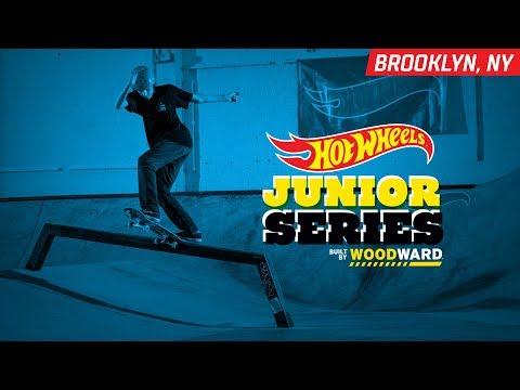Brooklyn NY Skate Highlights - Hot Wheels Junior Series