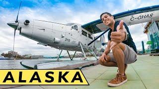 Volé en un AVIÓN DE AGUA en Canadá! 😃✈️ | Alex Tienda ✈️