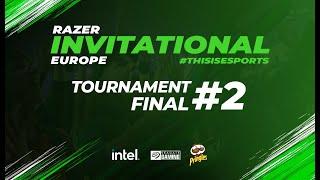 Razer Invitational - Europe | Tournament #2 Finals