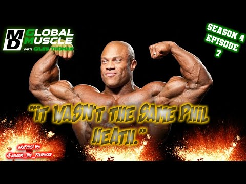 Shawn Rhoden: It Wasnt the Same Phil Heath | MD Global Muscle Clips S4 E7