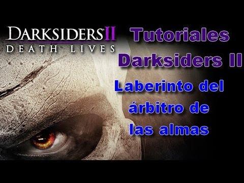 Darksiders II - Cómo pasarse el Laberinto del Árbitro de las almas