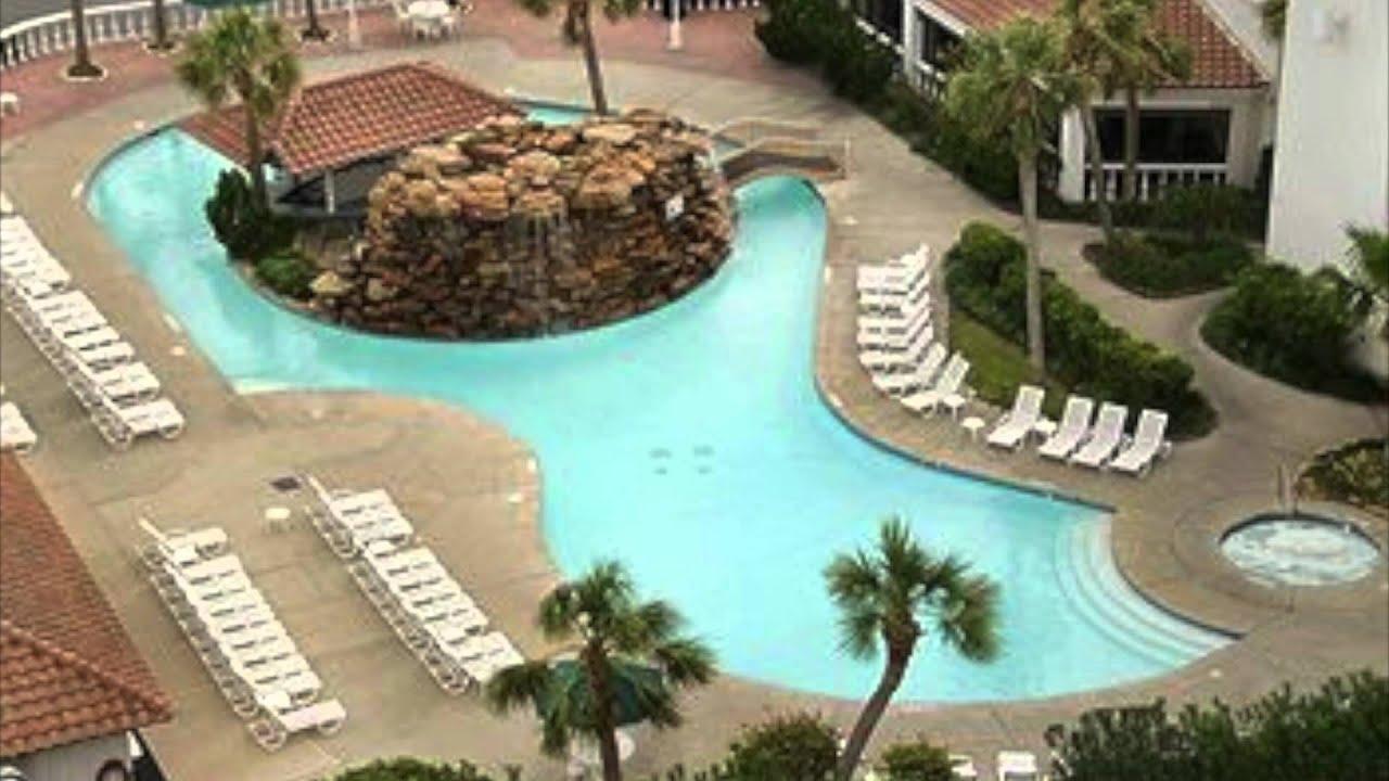 Hilton Galveston Island Resort  Seawall Blvd