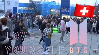 Bts Love Yourself live Zürich Switzerland (Vlog18)