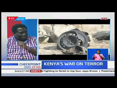 Simuyu Werunga: Kenya should involve the military to counter terrorism