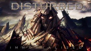 disturbed   immortalized album lyrics