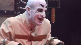 Arriva il Circo degli Orrori, a Capannelle apre il manicomio Delirio
