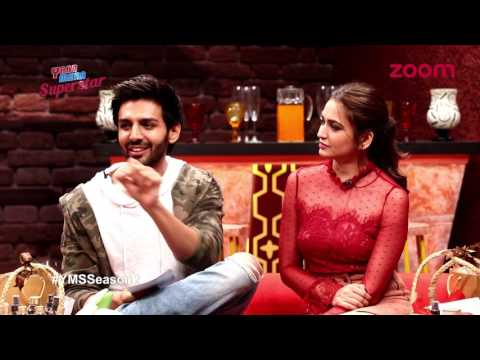 Kartik Aaryan Has A Whatsapp Group Called Sexy Boys  | YMS 2