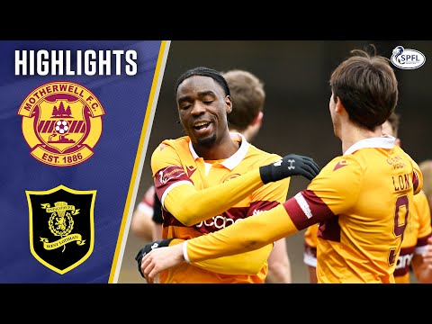 Motherwell Livingston Goals And Highlights