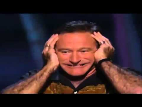 Stand Up Comedy  Show of Robin Williams and Jamie Foxx
