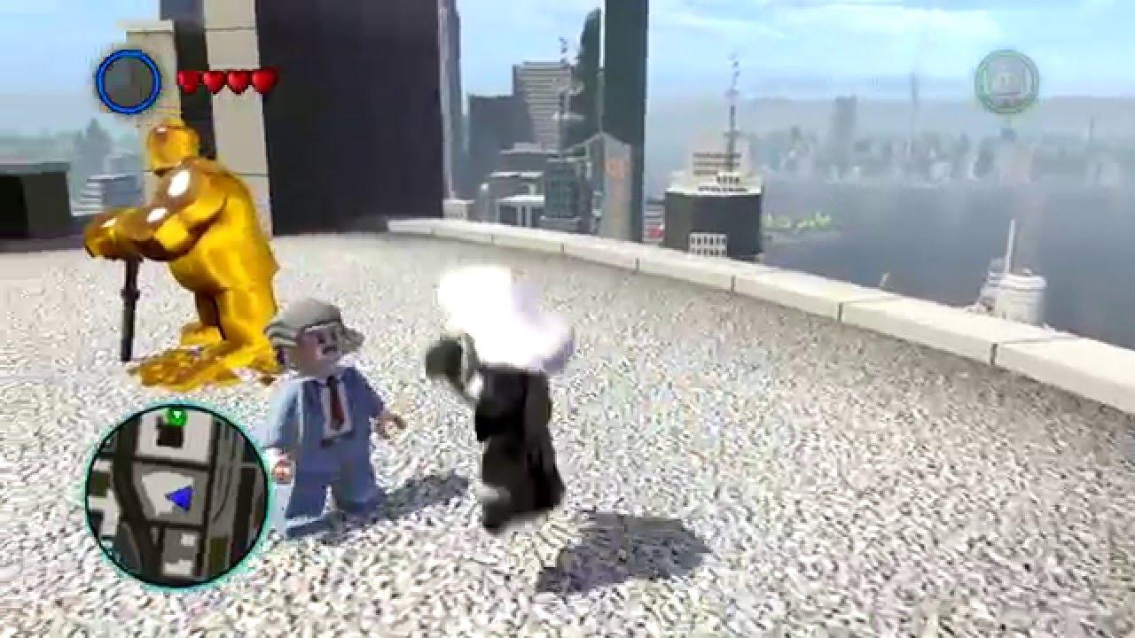 LEGO MARVEL Super Heroes - Black Cat Kills J. Jonah ...