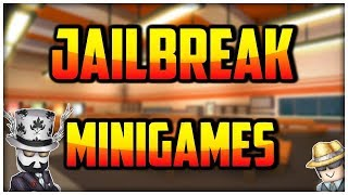 🔴 [LIVE] l Roblox Jailbreak Livestream l JAILBREAK MINIGAMES! l 😄 Jailbreak Winter Update 😄