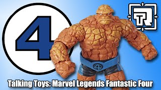 Talking Toys with Total Toy Recon - Marvel Legends Fantastic Four (2020)