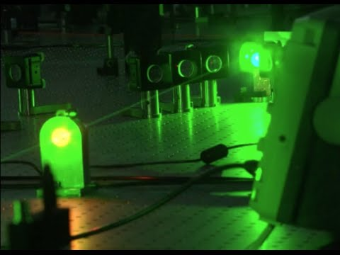 China Accomplishes Five Petawatt Laser Pulse Output