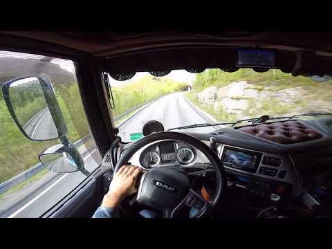 Little drive on Fauske Norway!