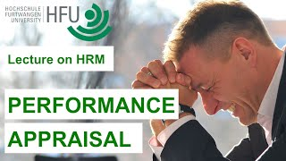 PERFORMANCE APPRAISAL IN AN AGILE ENVIRONMENT
