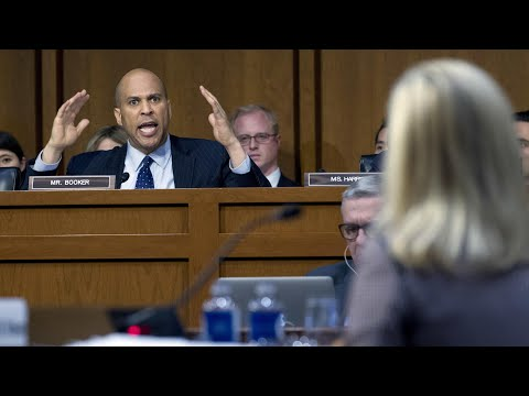 'Your silence is complicity': Cory Booker blasts Republican over 'shithole' countries remark