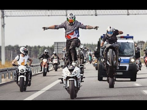 BEST STUNT DAYS | Poland | 2018 | POLICE