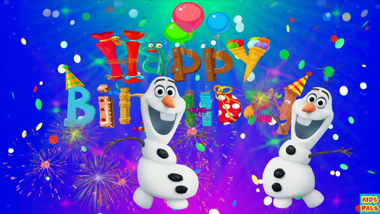 Original Happy Birthday Song ♫♫♫ Birthday Song For Kids