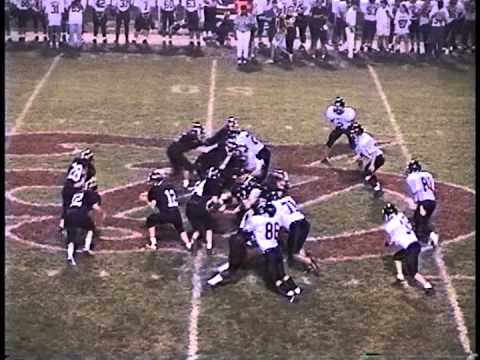 1996.9.6 Ames High vs. Fort Dodge High School 1996 Football