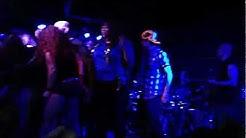Marlo watch a Heavy Metal Rock Band Concert at 'Pub Rock'  Scottsdale, Arizona