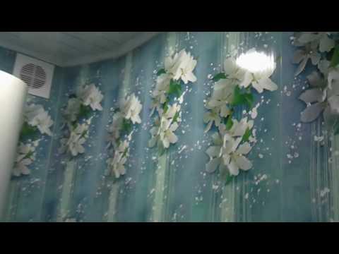 РЕМОНТ(туалет - пластик панелями ПВХ) г. Туймазы- апрель2017