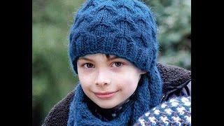 Вязаные Шапки для Мальчиков - фото 2019 / Knitted hats for boys - photo