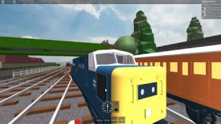Roblox | WIP Railway Part 2