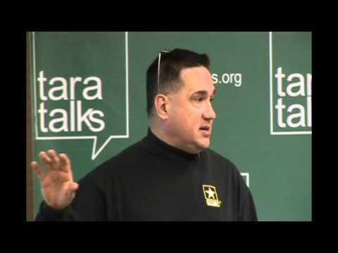 "Brigadier General Peter ""Duke"" DeLuca - Tara Talks Conference"