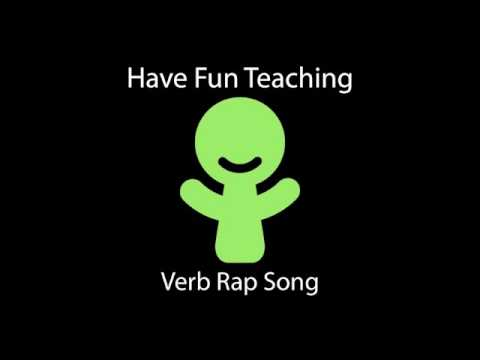 Verb Rap Song by Have Fun Teaching