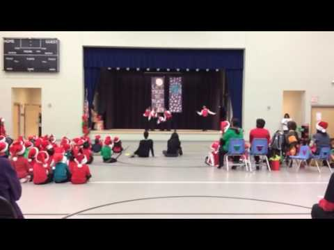 2016 Bethune Elementary Christmas Program