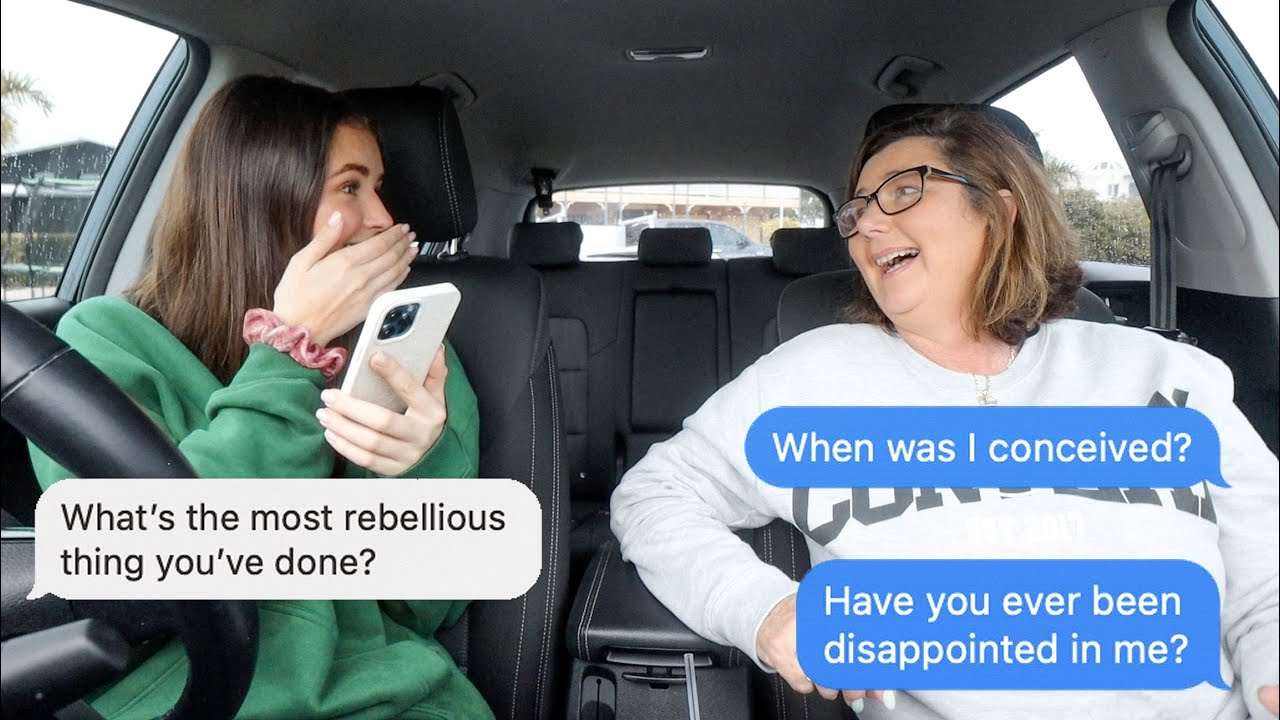 Asking My Mum JUICY Questions You're Too Afraid To Ask Your Parents!