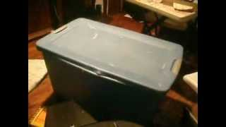 Kid brother-Locked him inside a storage bin Thumbnail