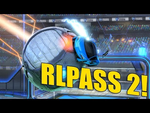 ROCKET PASS 2 = 10 KLUCZY? - Rocket League z RANDOMAMI |2vs2| thumbnail