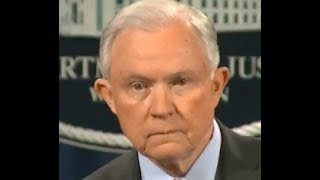 Jeff Sessions addresses FBI controversy at press conference