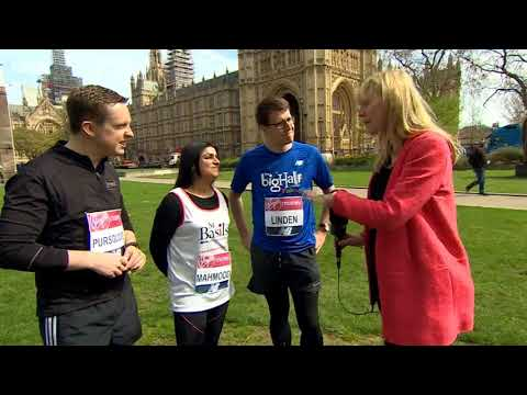 Training for a political marathon - Daily Politics - 17th April 2018