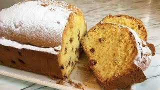 """Кекс """"Столичный"""" по ГОСТу (Очень Вкусный) / Cake With Raisins / Супер Рецепт (Быстро и Просто)"""
