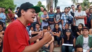 ANDY  INK VS CIELIN (Skills Mic) || FREESTYLE BUCARAMANGA