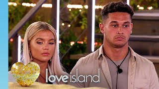 Callum and Molly are dumped from the villa | Love Island Series 6