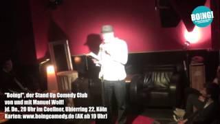 BOING! Comedy Club: Was haben wir am 19.1. gelernt?